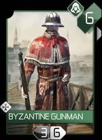 ACR Byzantine Gunman