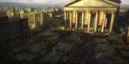 Pantheon City Concept