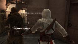 AC1 Altair Thug Pickpocket