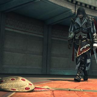 Ezio ontdekt Rodrigo's verdwijning