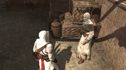 Abu'l Merchant Stand Destruction 3
