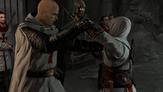 File:AC1 Solomon's Temple Altair attacks Robert.png