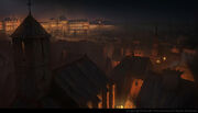 ACU Versailles - Concept Art