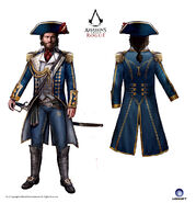ACRG James Cook - Concept Art