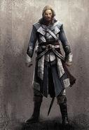 Edward Kenway - Duncan Walpole Robes