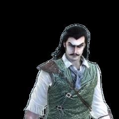巴尔塔萨·德·席尔瓦<br />切萨雷·博吉亚的间谍大师<br />(? – 1503)