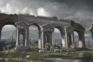 Aqueducts Rebuilt Concept