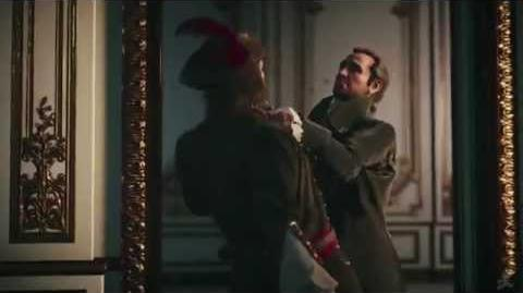 Assassin's Creed Unity. Francois-Thomas Germain (the silversmith) all Cutscenes (HD)