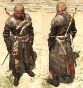 AC4 Templar Armor outfit