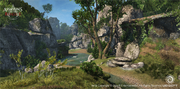 ACRG river valley screenshot 04 by desislava tanova