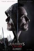 Assassins Creed Theatrical Poster