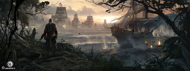File:Assassin's Creed IV Black Flag concept art 31.jpg