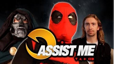 'ASSIST ME!' Featuring Deadpool Part 3 (Ultimate Marvel vs Capcom 3 Tutorial Parody)