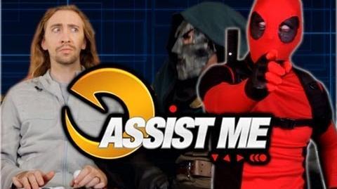 'ASSIST ME!' Featuring Deadpool Part 1 (Ultimate Marvel vs Capcom 3 Tutorial Parody)