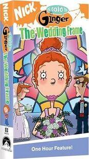 The Wedding Frame VHS
