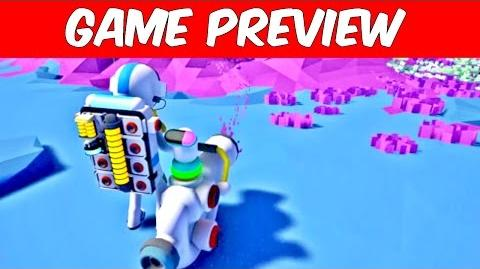 Astroneer 2017 Game Preview Launch Trailer