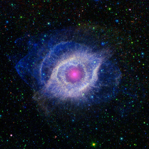 File:Helix Nebula - Unraveling at the Seams (Spitzer Telescope Oct 5, 2012).jpg