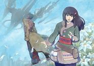 Girl and Asura