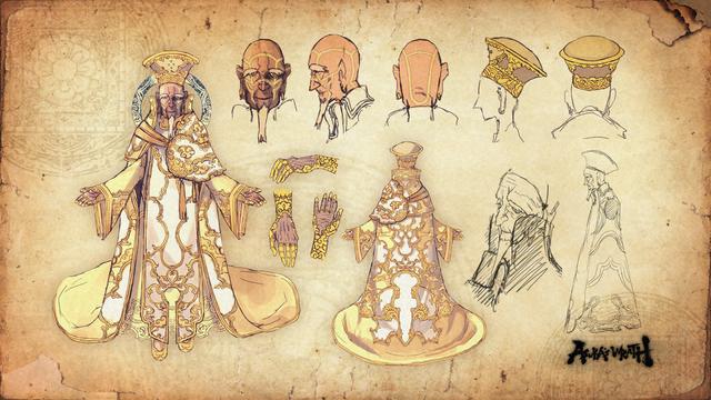 File:Asura's Wrath-Emperor Strada Artwork.png