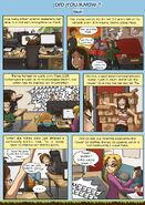 Comic strip about meli by meli