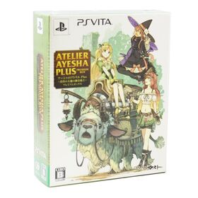 Atelier Ayesha Plus Prenium Box PS Vita