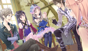 Atelier Totori Current (Ending)