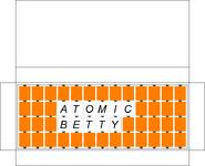 Atomic Betty Puzzleboard