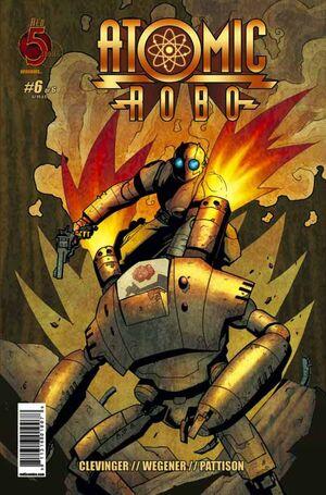AtomicRobo v1 6