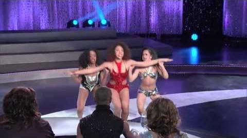 Abby's Ultimate Dance Competition - Full Dance Beyonce Tribute