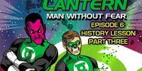 Green Lantern (Misfits Audio)