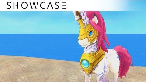 Showcase Aura Kingdom Eidolons - Alessa's Combo Skill