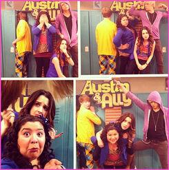 Austin & Ally Main Cast
