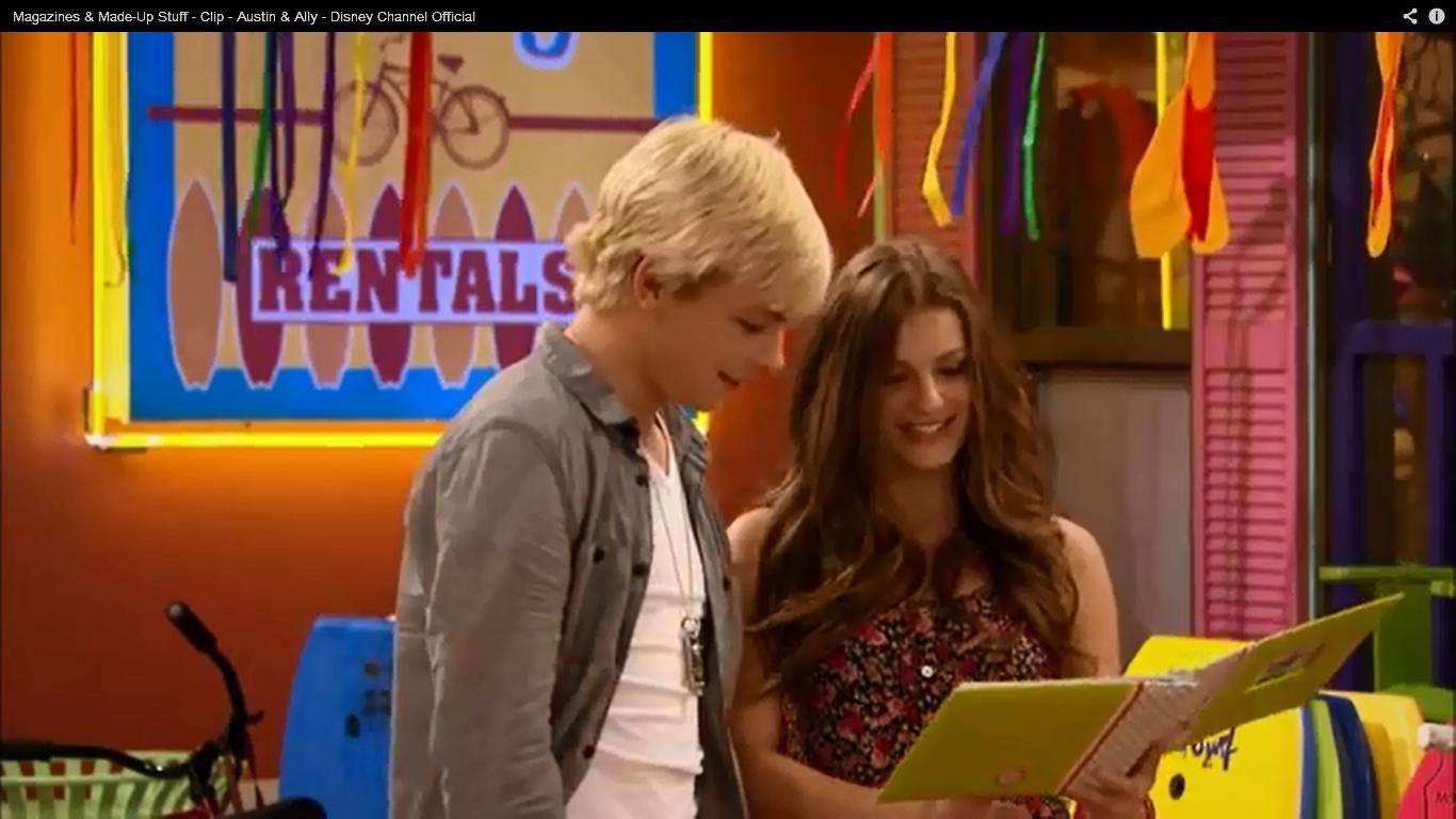 Austin en Ally dating