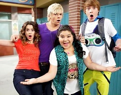 Laura, Ross, Raini, Calum
