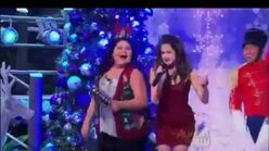 Austin and Ally mix ups and mistletoes 22
