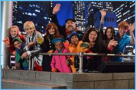 Austin & Jessie & Ally 4