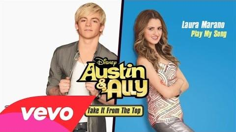 """Laura Marano - Play My Song (From """"Austin & Ally"""" Audio Only)"""