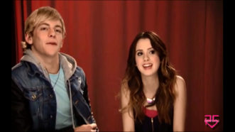 Talk Austin & Ally & Favorite things about each other (37)