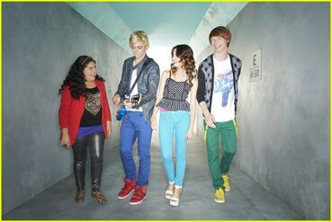 Raini, Ross, Ally, Calum Season 2