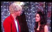 Austin and Ally mix ups and mistletoes 36