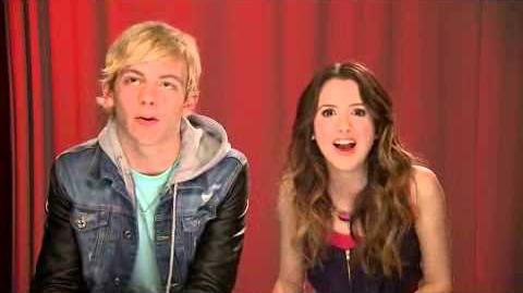 Austin And Ally Interview About Hookup
