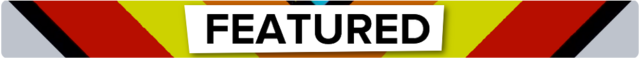 Featured card header