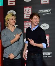 Ross Lynch and Calum Worthy- 92594
