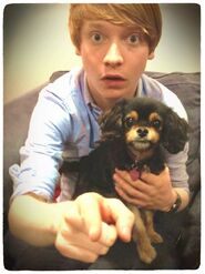 Funny faces with Pixie (2)