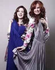 Laura and debby