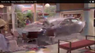 Sonic Boom Meets Car