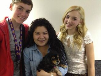 Raini and Peyton & Pixie