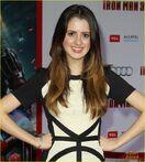 Laura Marano Iron Man Premiere (5)