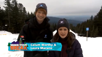 Laura and Calum in Vancouver (2)