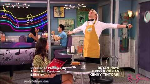 Austin Moon (Ross Lynch) - Melody Diner Melody HD